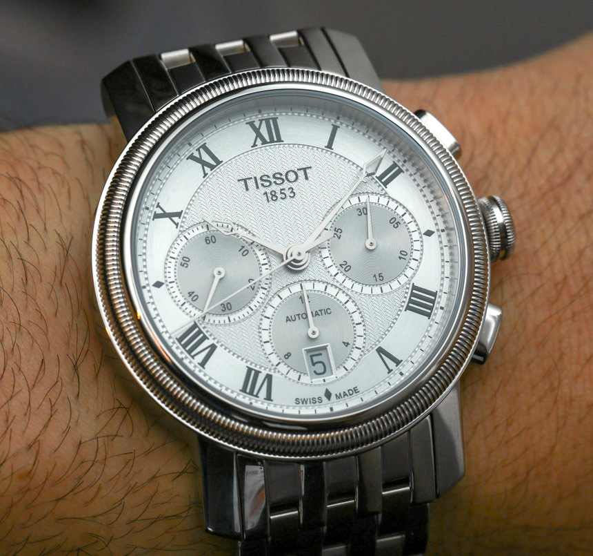 """10eb0bfd7a1 The Tissot Bridgeport Automatic Chronograph Replica watch collection is a  decent """"classic"""" daily wear from Tissot best replica watches that also  benefits ..."""